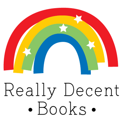 Really Decent Books LOGO